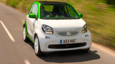 A to Z guide to electric cars - smart ForTwo ED