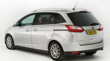 Ford C-MAX (used) - rear