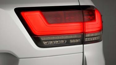 Toyota Land Cruiser - rear light