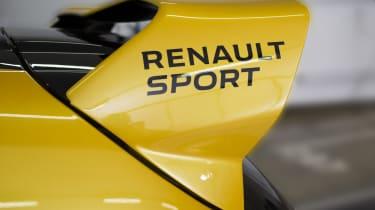 Renault Clio RenaultSport R.S.16 official - spoiler