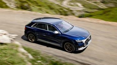 Audi SQ8 - above
