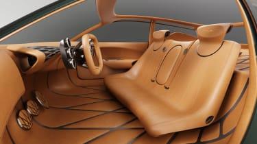 Genesis Mint Concept - seats