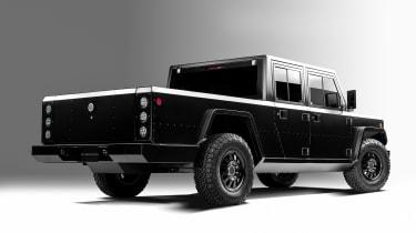 Bollinger - rear