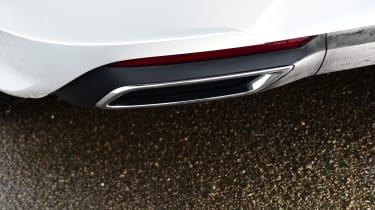 Vauxhall Insignia - exhaust