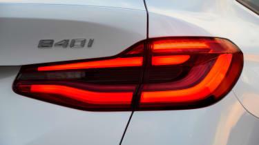 BMW 6 Series Gran Turismo - rear lights