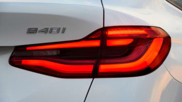 BMW 6 Series Gran Turismo - rear lights