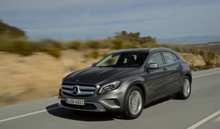 Mercedes GLA diesel 2014 tracking