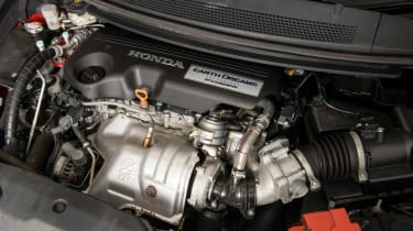 Honda Civic Mk9 - engine