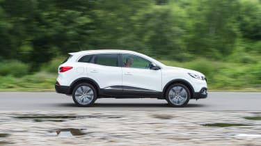 Renault Kadjar - side