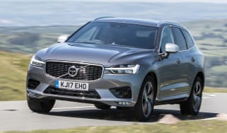 New Volvo XC60 review - front