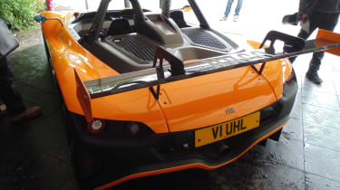 VUHL 05RR - rear Goodwood