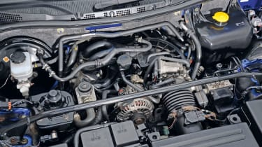 Mazda RX-8 engine