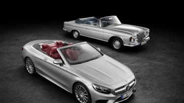 Mercedes S-Class Cabriolet 1