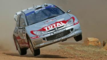 Peugeot Sport - 206 WRC