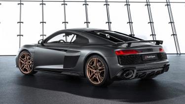 Audi R8 V10 Decennium - rear