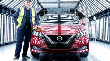 Nissan Leaf long termer first report - header