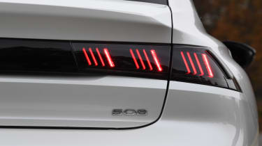 peugeot 508 rear light