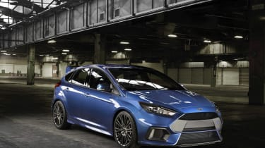 Ford Focus RS 2015 official