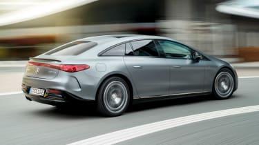 Mercedes-AMG EQS 53 - rear action