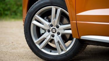SEAT Ateca FR - wheel
