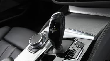 BMW 5 Series - Gearstick