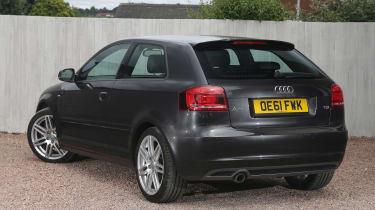 Used Audi A3 Mk2 - rear