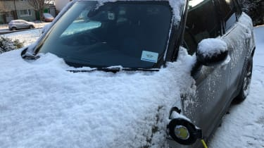 MINI Countryman PHEV - long term final report snow