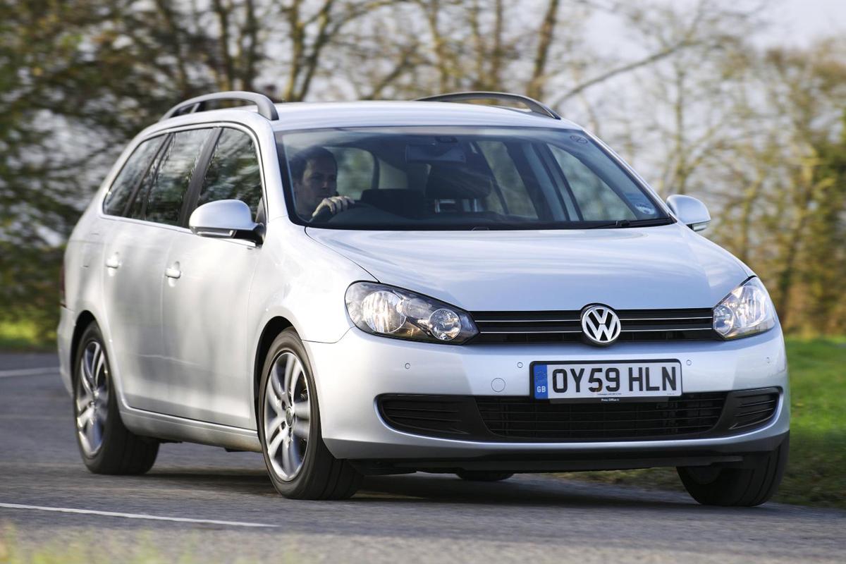 Volkswagen Golf Estate 2009 2013 Review Auto Express