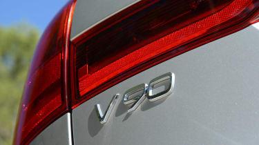 Volvo V90 - V90 badge