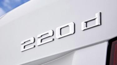 BMW 220d Convertible - 220d badge
