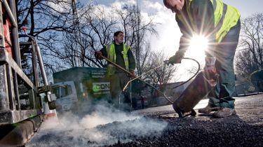 £400 repair bill for Britain's roads