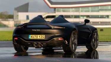 Aston Martin V12 Speedster - rear static