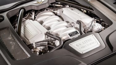 Bentley Mulsanne 2016 - engine