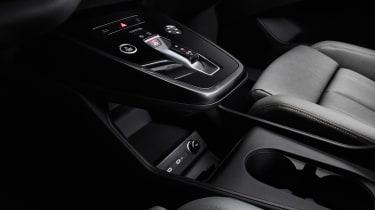 Audi Q4 e-tron - centre console