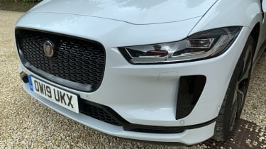 Jaguar I-Pace - grille long term