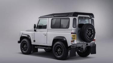 Land Rover Defender no 2 million - rear