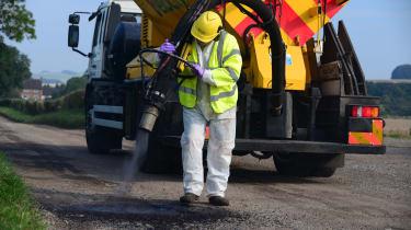 Pothole repair 3