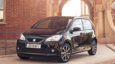 SEAT Mii electric - front static
