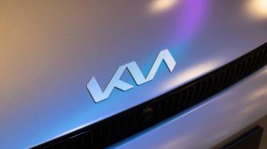 Kia EV6 - badge
