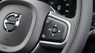 Volvo XC60 - steering wheel