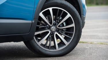 Vauxhall Crossland X - wheek