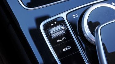 Mercedes C-Class 2014 buttons