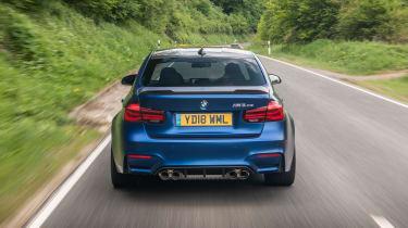 BMW M3 CS - rear