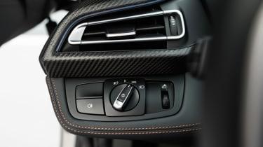 BMW i8 Roadster - vent
