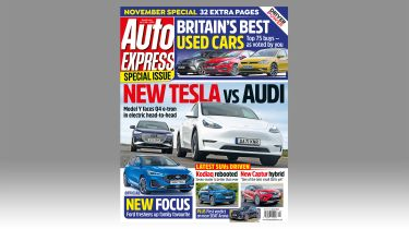 Auto Express Issue 1,700