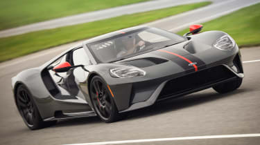 Ford GT Carbon Series - front