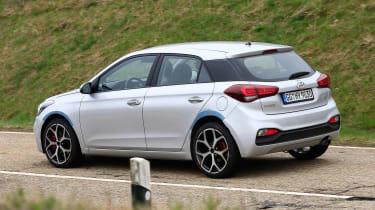 Hyundai i20 N - spyshot 5