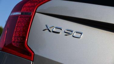 Volvo XC90 - rear badge