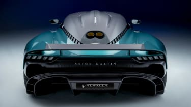 Aston Martin Valhalla - full rear