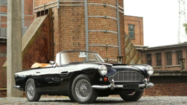 1963 Aston Martin DB4 Convertible - most expensive cars
